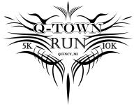 Q-Town 5k/10k. Evening Road Race