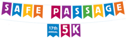 17th Annual Safe Passage 5K - Virtual Event