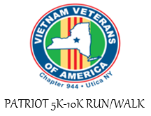 2019 Patriot 5K-10K Run/Walk