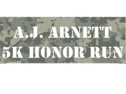 AJ Arnett 5K Honor Run