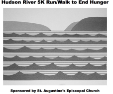 Hudson River 5K Run/Walk to End Hunger