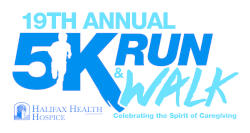 Halifax Health - Hospice 5K Run and Walk Virtual Event