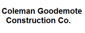 Coleman and Goodemote Construction