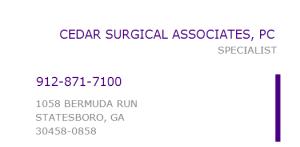 Cedar Surgical