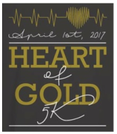 Heart of Gold 5k