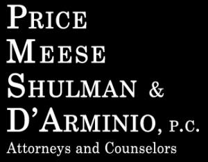 Price, Meese, Shulman, D'Arminio, PC