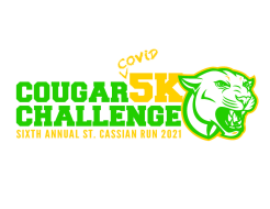 St. Cassian Cougar Challenge - Virtual  5K Run & Kids Fun Run