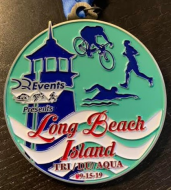 DQ Long Beach Island Triathlon/Duathlon/AquaBike at Bayview Park *#