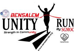 Bensalem Unity Run 2019