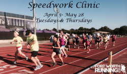 Gary's Speedwork Clinic