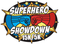 Superhero Showdown 15k/5k