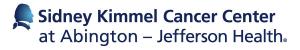 Sidney Kimmel Cancer Center at Abington - Jefferson Health