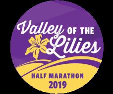 Valley of the Lilies Half Marathon & 5K
