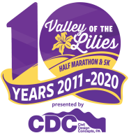 Valley of the Lilies Half Marathon & 5K