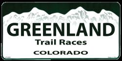 Greenland Trail 50K, 25K, 8M, 4M