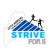 STRIVE for 5-  5K Run/Walk (VIRTUAL ONLY)