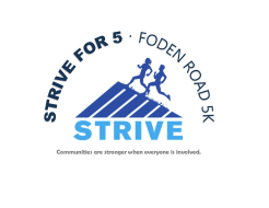 STRIVE for 5 - Foden Road 5K Run/Walk and Block Party