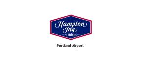 Hampton Inn- Portland Airport