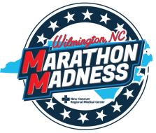 NHRMC Wilmington NC Marathon Madness