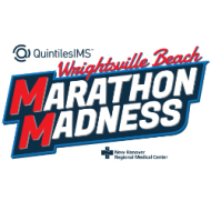 QuintilesIMS Wrightsville Beach Marathon Madness presented by NHRMC