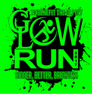 GLSD GLOW RUN 2017 - Bigger, Better, BRIGHTER!
