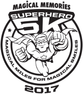 Magical Miles For Magical Smiles Superhero 5k
