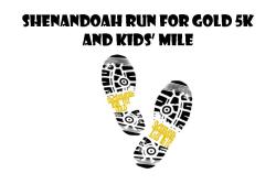 Shenandoah Run for Gold 5K and Kids' Mile