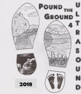 Pound The Ground For Ultrasound