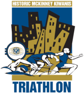 Historic McKinney Kiwanis Triathlon