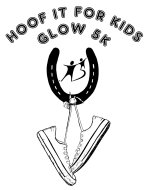 Hoof It For The Kids Glow 5k