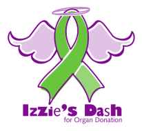 Izzie's Dash for Organ Donation 5K Run/Walk and Family Fun Event