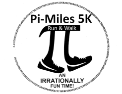 Pi Miles 5K Run and Walk
