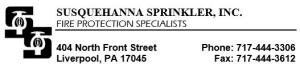 Susquehanna Sprinkler, Inc.