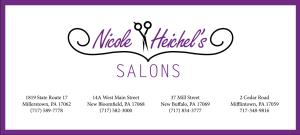 Nicole Heichel's Salons