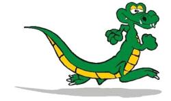 Gregg Gator Chomp Stomp 5k