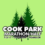Cook Park Marathon, Half Marathon
