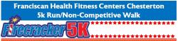 Franciscan Health Fitness Center's Firecracker 5K