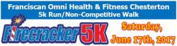 Franciscan Omni Health & Fitness Firecracker 5K