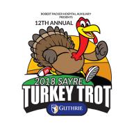 12th Annual Sayre Turkey Trot