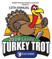 13th Annual Guthrie Sayre Turkey Trot