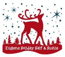 Eugene Holiday Half Marathon & Hustle 10K/5K