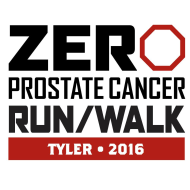 ZERO Prostate Cancer Run/Walk - Tyler 2016