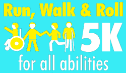 Run, Walk & Roll 5k For All Abilities