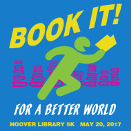 Book It! 5K for the Hoover Library