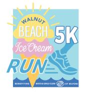Walnut Beach Ice Cream Run (5K) Benefiting the Boys and Girls Club of MIlford