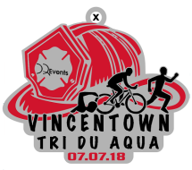 DQ Triathlon/Duathlon/Aqua Bike at Vincentown *#