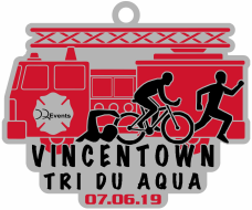 DQ Triathlon/Duathlon/AquaBike at Vincentown *#
