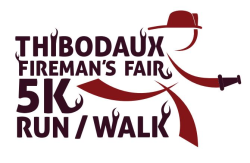 Thibodaux Firemen's Fair 5k Run/Walk