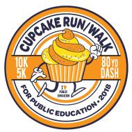 Cupcake Run/Walk for Public Education