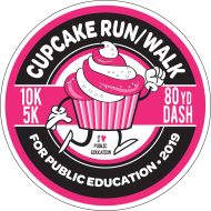 Cupcake Run/Walk for Public Education
